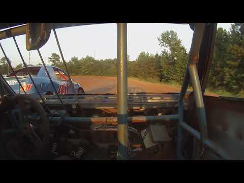 Sumter Speedway Extreme 4 Elliott Vining #49  7-27-19 Heat Race