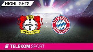 Bayer Leverkusen – FC Bayern München| Spieltag 1, 18/19 | Telekom Sport