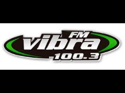 VIBRA.   FM 100 3  - SAN RAFAEL   (ARGENTINA)