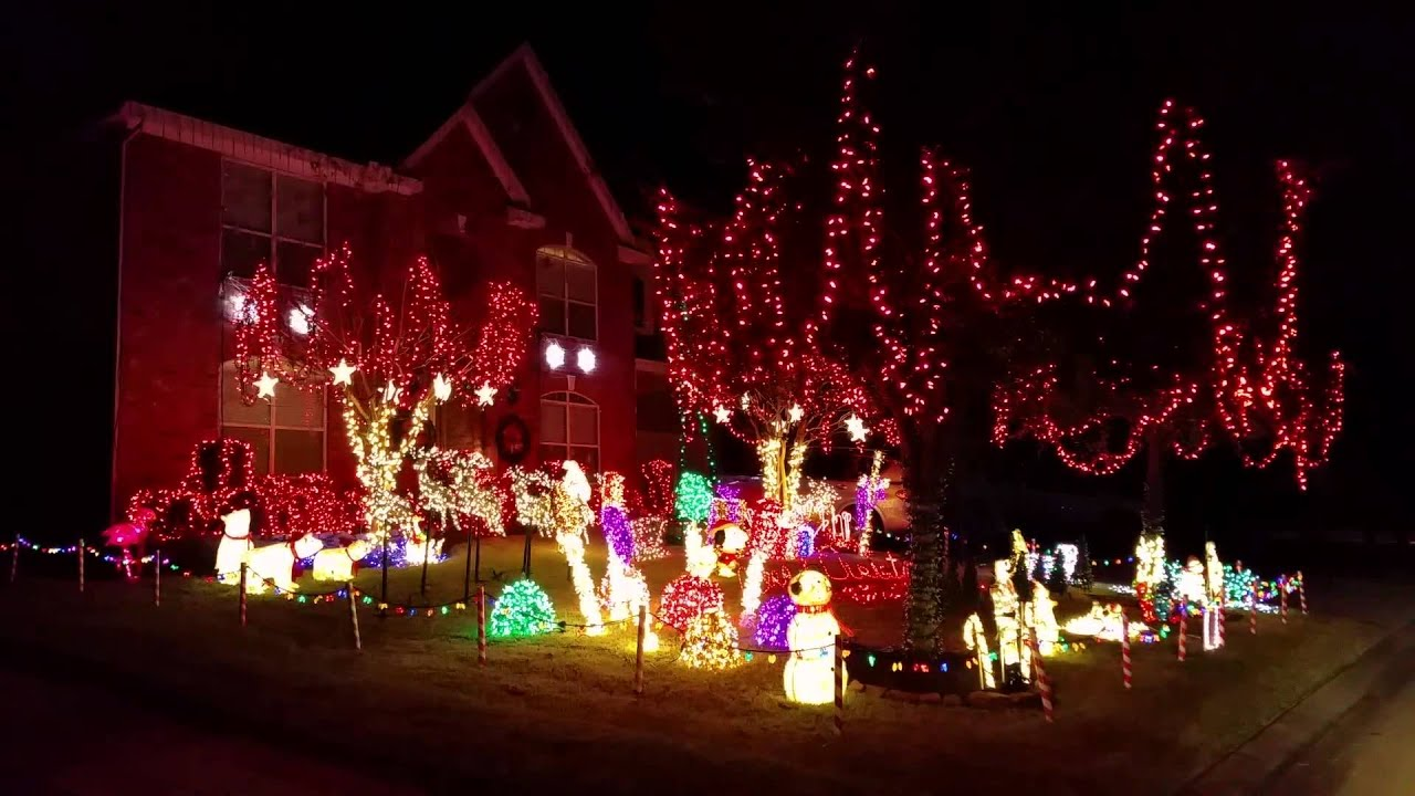 Kingwood Christmas Lights