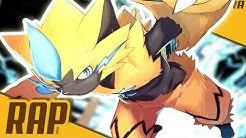 RAP do ZERAORA |Mítico Pokémon Trovão|  TCPunters prod.Don P