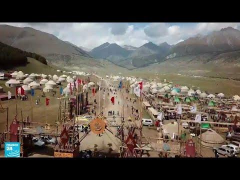 كازاخستان تحتضن مهرجان الألعاب العالمية للشعوب الرحل  - نشر قبل 3 ساعة