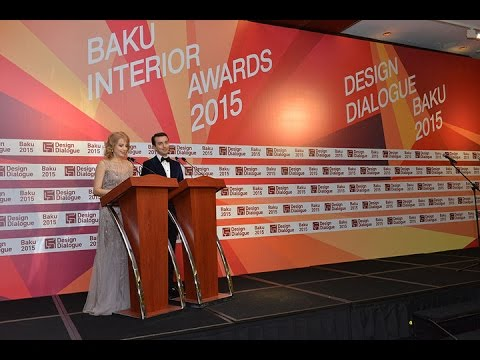 Baku Interior Awards 2015