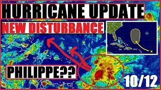 *Hurricane UPDATE* PHILIPPE?! NEW Atlantic Disturbance Forming! Hurricane OPHELIA Heading North!