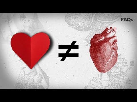 Theresa -  Valentine's Day: Why the heart icon looks nothing like a human heart