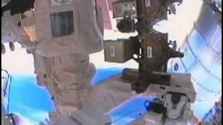 STS-133 Space Shuttle Discovery EVA-2 Last EVA timelapse