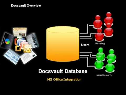 Document Management Software| Docsvault  | Document Scanning & Imaging
