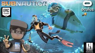 SUBNAUTICA IS FREE ON EPIC STORE! // Oculus Rift + Touch // GTX 1060 (6GB)