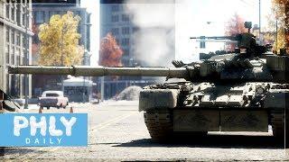 T-80U EATS Leopard 2A5 for breakfast (War Thunder)