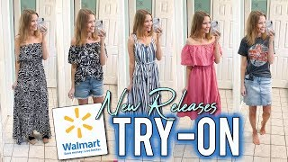 Affordable Walmart Try On Haul May 2019 | LipglossLeslie
