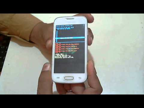 Hard Reset Samsung Galaxy S Duos GT- S7562 and GT-S7582