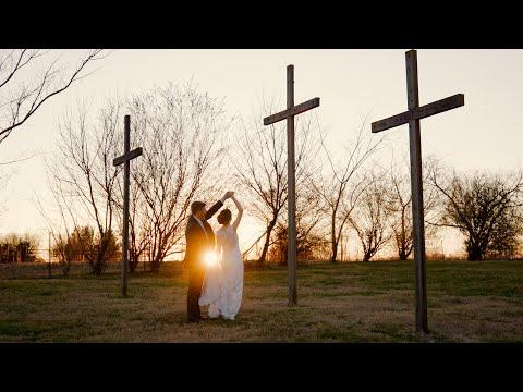 Christ-Centered Wedding // Anessa & Lucas (4K)
