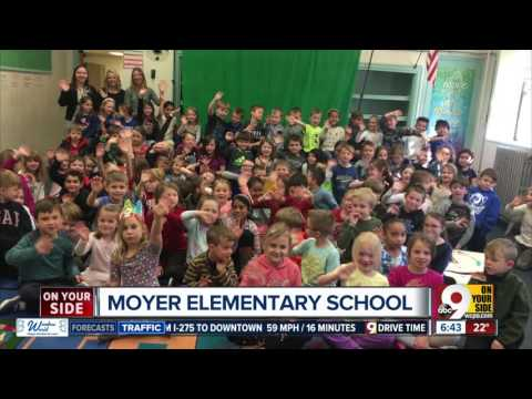 GMTS Wakeup call: Moyer Elementary School