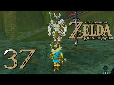 The Legend of Zelda: Breath of the Wild ITA [Parte 37 - Arena]