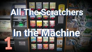 Playing All The Scratchers in the Machine!