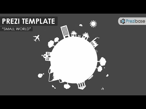 Small World  Prezi Template  Youtube