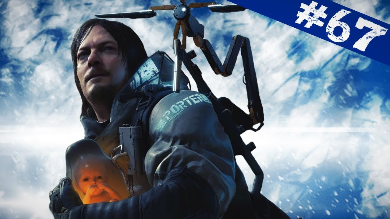 TEST EN CARTON #67 - Death Stranding thumbnail