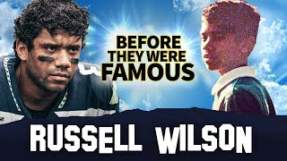 Russell Wilson | Before They Were Famous | Seattle Seahawks QB Biography