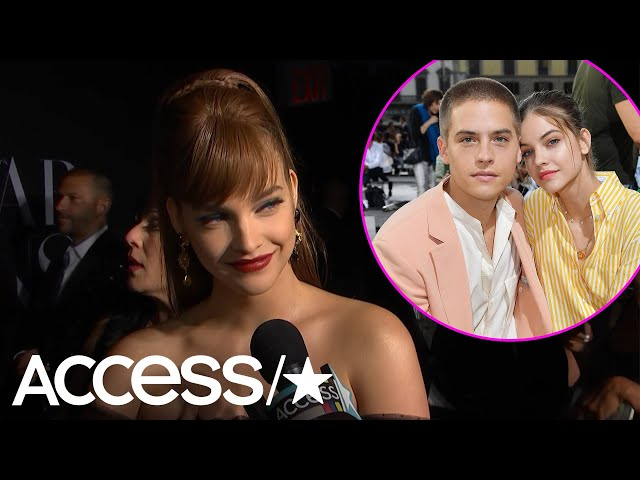 Barbara Palvin Adorably Misses Dylan Sprouse On Solo Night Out: It's 'Very Sad' He's Not Here