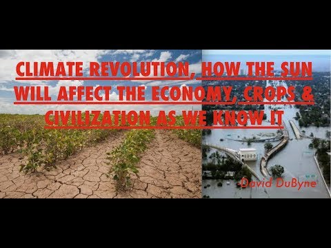 Major Food Shortages,  Extreme Weather,  GSM Now,  David DuByne, Latest
