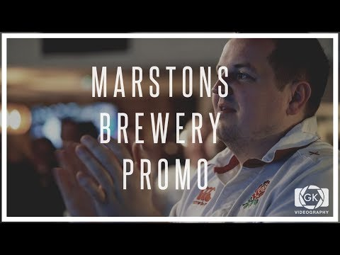 Marston's Brewery Promotional