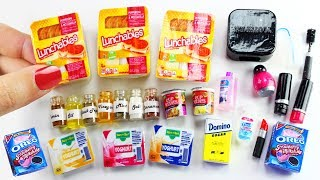 10 Easy REAL & Edible DIY Miniatures - each in less than 1 minute #7