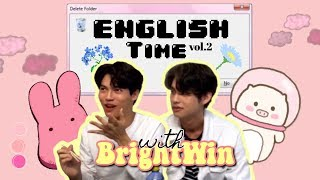 ENGLISH TIME WITH BRIGHTWIN 2 (ft. Drake, Frank & Gun)