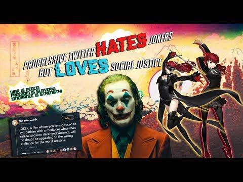 Progressive Twitter HATES Jokers But Love Social Justice