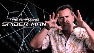 The Amazing Spider-Man - Трейлер с Брюсом Кэмпбеллом