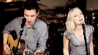 Calvin Harris Ft. Florence Welch - Sweet Nothing - Madilyn Bailey u0026 Corey Gray Cover