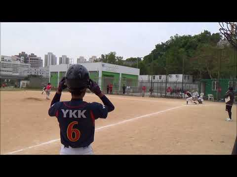 Little League Asia-Pacific Region Tournament (APT) Hong Kong Representative Team Tryout  2018-04-07