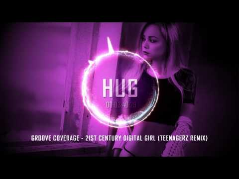 Groove Coverage - 21st Century Digital Girl (Teenagerz Remix)