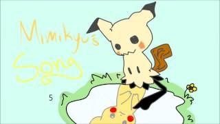 Mimikyu S Song MAP Closed