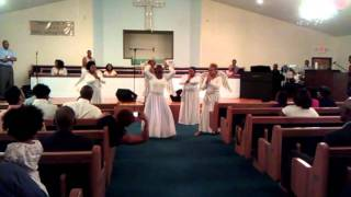 """God Blocked It!"" By Kurt Carr Praise Dance!!!"