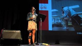 Ignite Laramie presents Mara Cosgrove