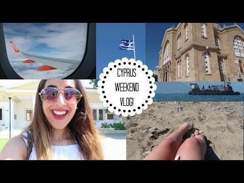 CYPRUS | WEEKEND VLOG!!
