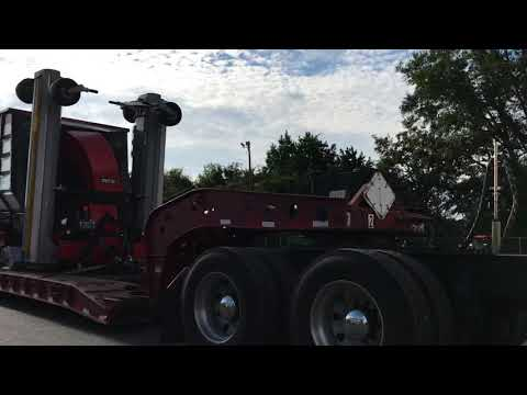 STEC Equipment & Big Blue Volvo Rolling Out