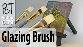 Gambar cover How To Choose The Right Brush for Glazing Polymer Clay