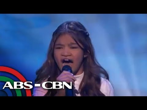 UKG: Fil-Am singer, naka-golden buzzer sa America's Got Talent