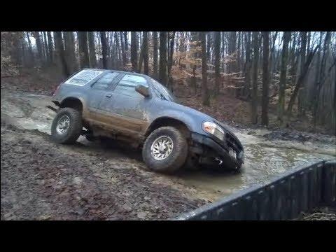 Ford Explorer Transfer Case Problems And Some Random