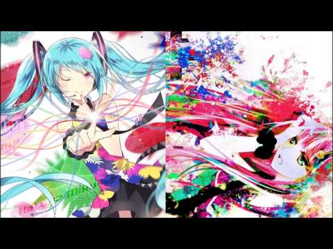 【Hatsune Miku : Megurine Luka】- Tell Your World (kz + Yuyoyuppe)