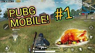 CHICKEN DINNER! [English] - PUBG Mobile