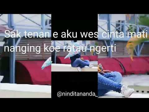 Nella Kharisma - Aku kudu piye (LIRIK)