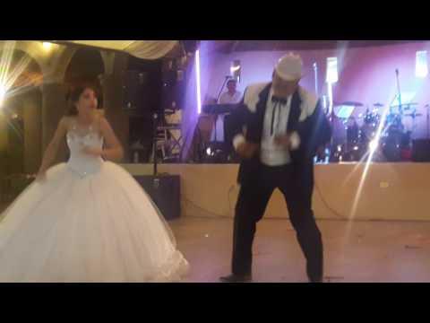 Baile sorpresa papá y quinceañera