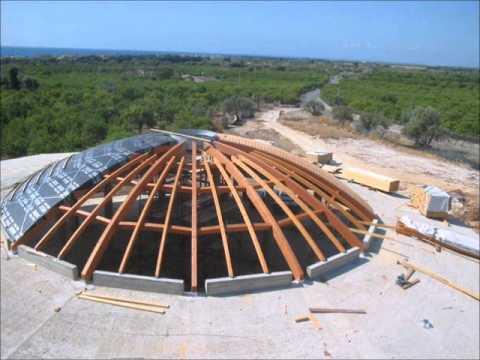 Top costruzione cupola Globe - YouTube US38