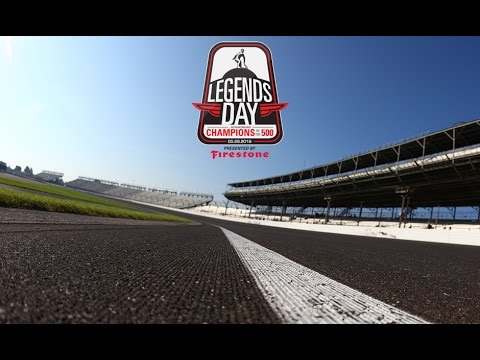 2016 Indianapolis 500 Public Drivers Meeting