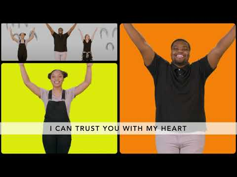 Elem Dance Moves  - Trust You With My Heart