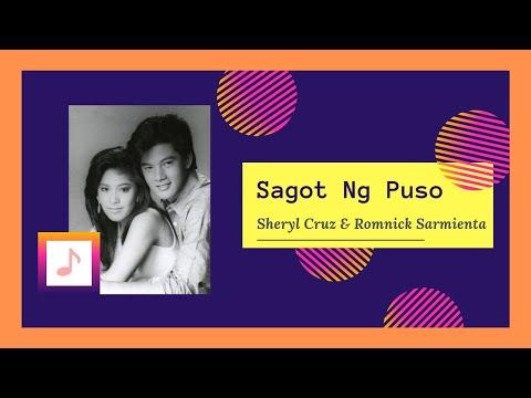 Sheryl Cruz & Romnick Sarmienta - Sagot Ng Puso (1989)