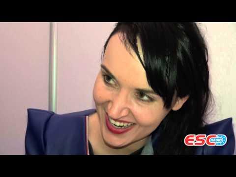 Tinkara Kovac (Slovenia 2014) Interview ESC Radio 2014