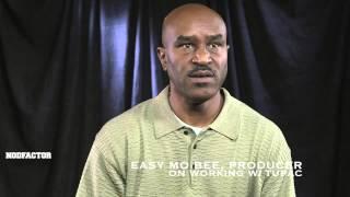 Easy Mo Bee On Working With Tupac [NODFACTOR.COM]